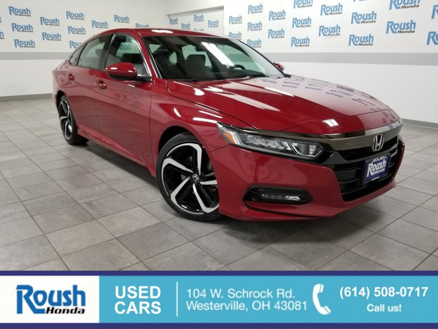 Used 2018 Honda Accord Sedan in Westerville, OH