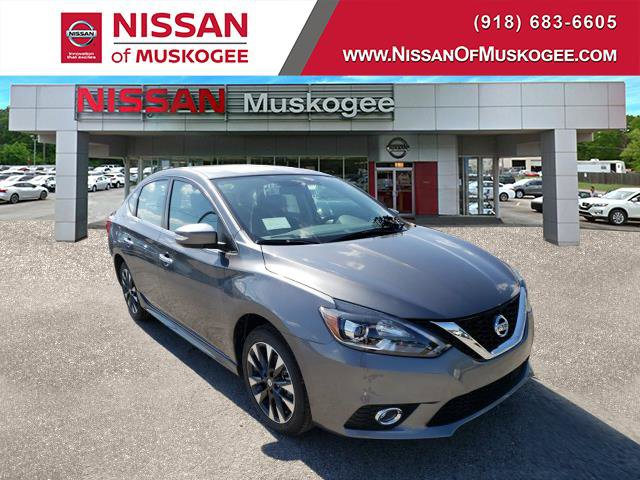 New 2019 Nissan Sentra in Muskogee, OK