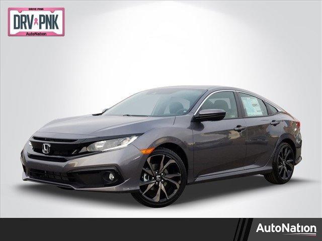 New 2020 Honda Civic Sedan in Las Vegas, NV