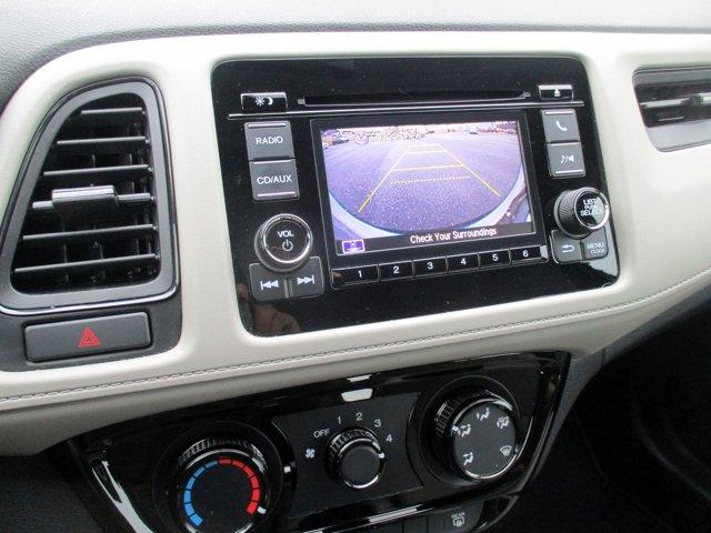 2016 Honda HR-V AWD 4dr CVT LX