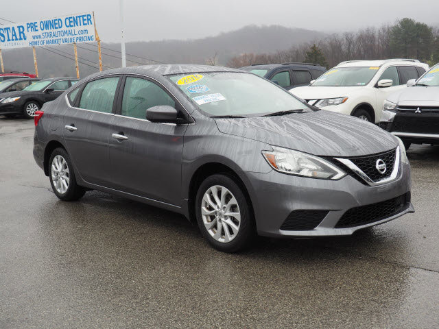 Used 2018 Nissan Sentra in Greensburg, PA