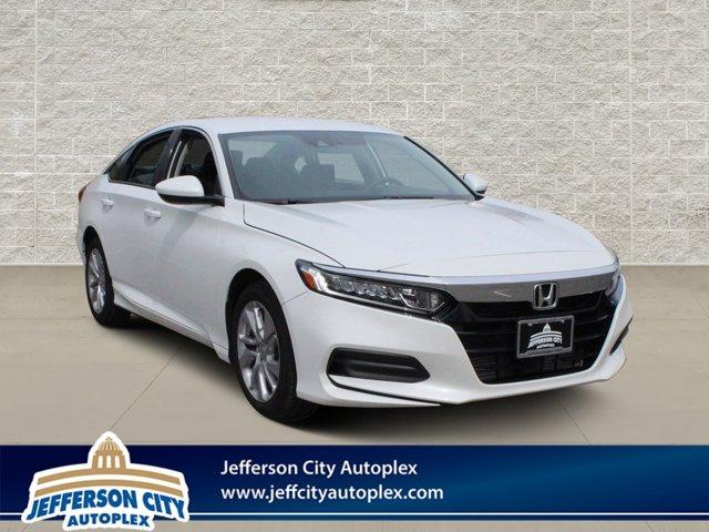 Used 2019 Honda Accord Sedan in Jefferson City, MO