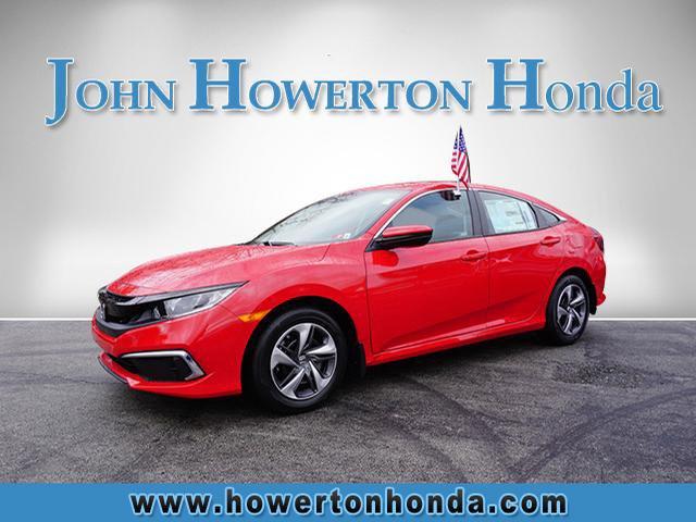 New 2020 Honda Civic Sedan in Beckley, WV