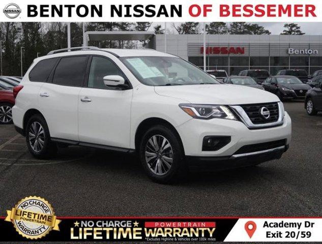 Used 2019 Nissan Pathfinder in Bessemer, AL