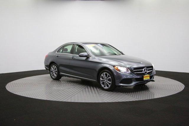 2017 Mercedes-Benz C-Class for sale 124847 44