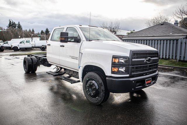 New 2019 Chevrolet Silverado MD in Sumner, WA