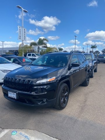 Used 2016 Jeep Cherokee in San Diego, CA