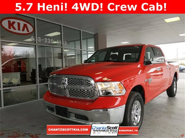 Used 2019 Ram 1500 Classic in Kingsport, TN