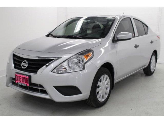 New 2017 Nissan Versa in SPOKANE, WA