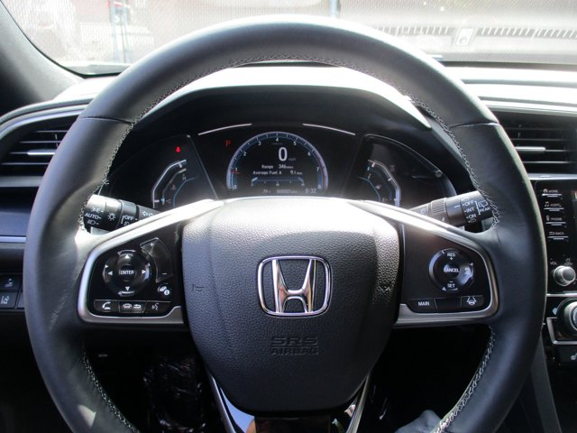 2020 Honda Civic Hatchback EX CVT