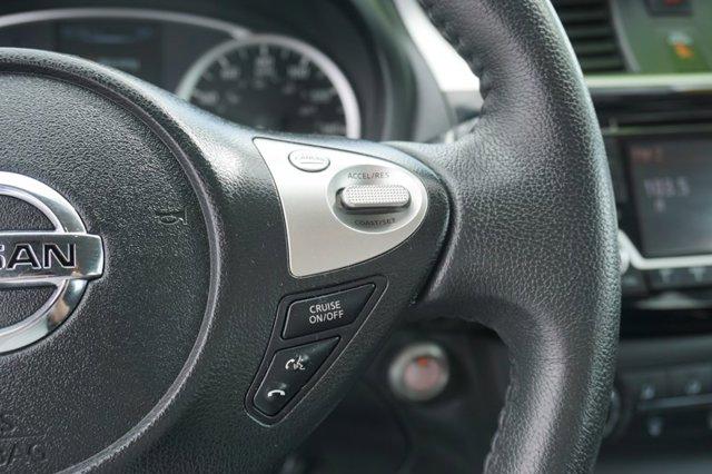 Used 2017 Nissan Sentra SV CVT