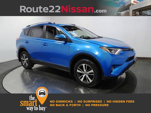 2018 Toyota RAV4 XLE XLE AWD Regular Unleaded I-4 2.5 L/152 [4]