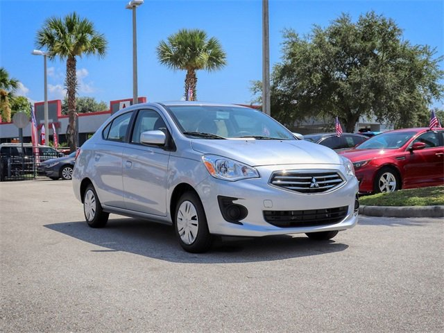New 2019 Mitsubishi Mirage G4 in Orlando, FL