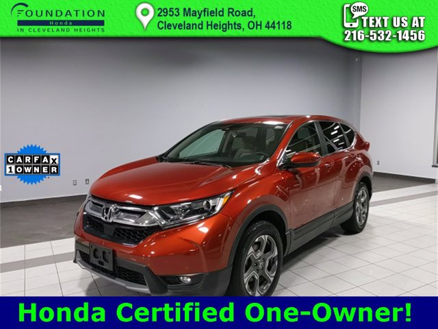 Used 2017 Honda CR-V in Cleveland Heights, OH