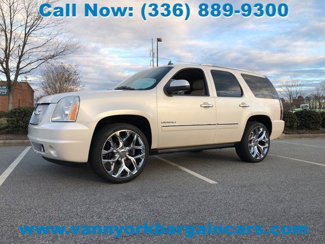 Used 2012 GMC Yukon in High Point, NC