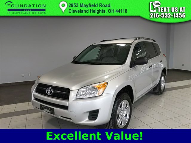 Used 2011 Toyota RAV4 in Cleveland Heights, OH