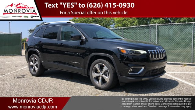 2020 Jeep Cherokee Limited Limited FWD Regular Unleaded I-4 2.4 L/144 [4]