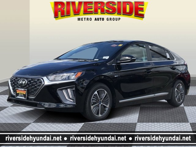 2020 Hyundai Ioniq Plug-In Hybrid SEL SEL Hatchback Gas/Electric I-4 1.6 L/96 [0]