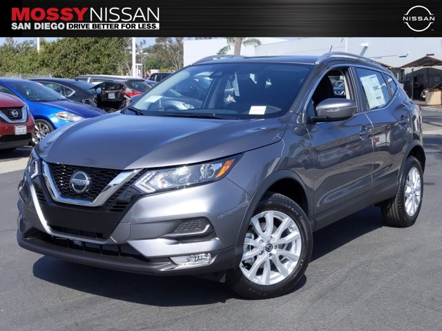 2020 Nissan Rogue Sport SV AWD AWD SV Regular Unleaded I-4 2.0 L/122 [15]