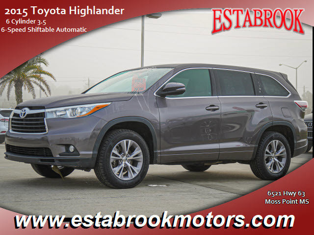 Used 2015 Toyota Highlander in , MS