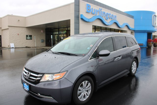 Used 2016 Honda Odyssey in Burlington, WA