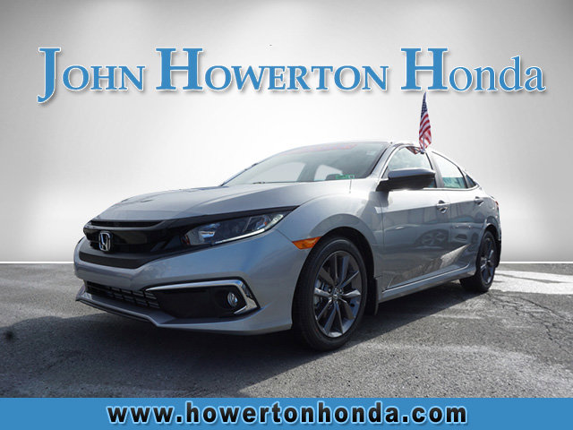 New 2019 Honda Civic Sedan in Beckley, WV