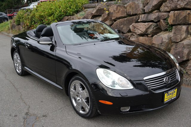 Used 2005 Lexus SC 430 2dr Convertible