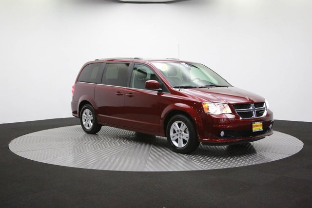 2018 Dodge Grand Caravan for sale 123251 43