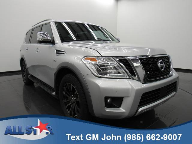 Used 2018 Nissan Armada in Denham Springs , LA