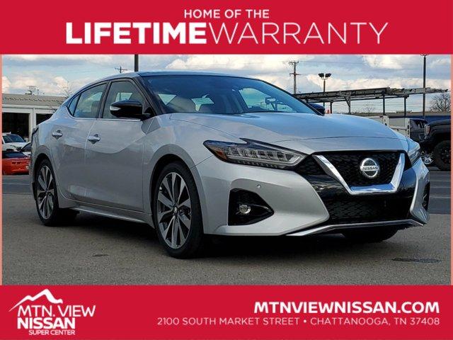 New 2020 Nissan Maxima in Chattanooga, TN