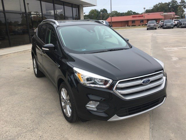 New 2017 Ford Escape in Savannah, GA