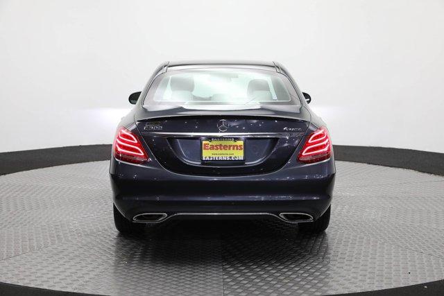 2016 Mercedes-Benz C-Class for sale 123984 5