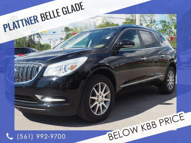 Used 2016 Buick Enclave in Venice, FL