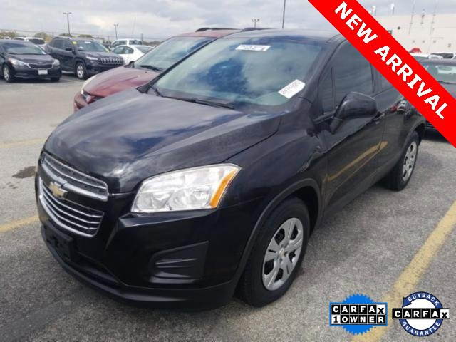 Used 2015 Chevrolet Trax in Muskogee, OK