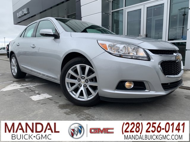 Used 2015 Chevrolet Malibu in D'Iberville, MS
