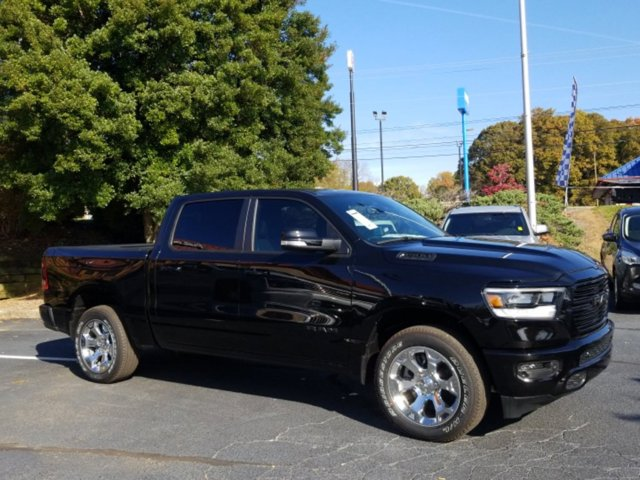 New 2019 Ram 1500 in Chattanooga, TN