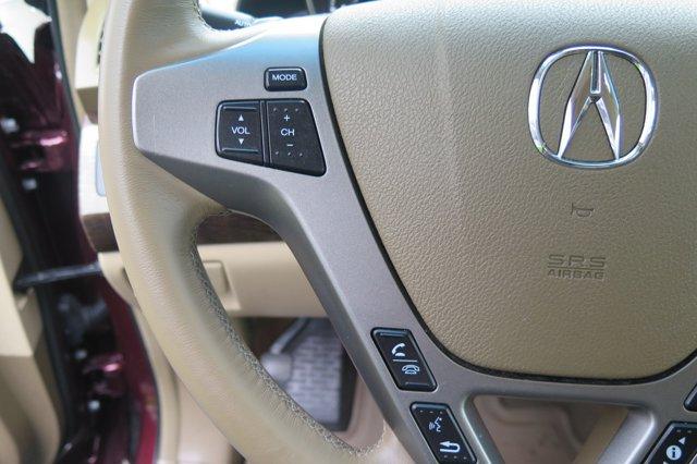 2013 Acura MDX AWD 4dr Advance Pkg