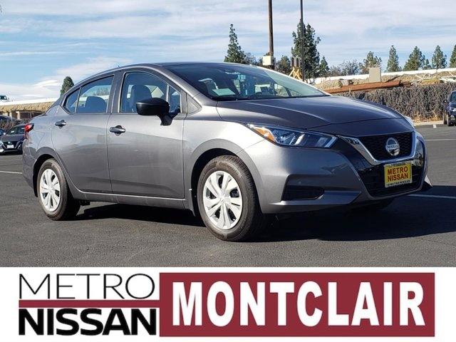 2021 Nissan Versa S S CVT Regular Unleaded I-4 1.6 L/98 [10]