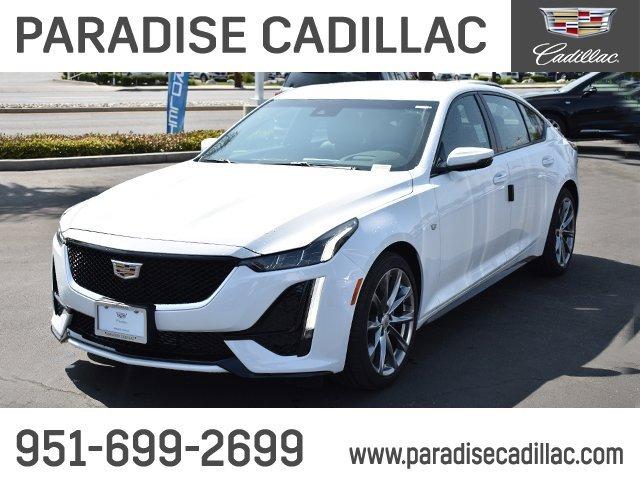 2020 Cadillac CT5 Sport 4dr Sdn Sport Turbocharged Gas I4 2.0L/ [7]
