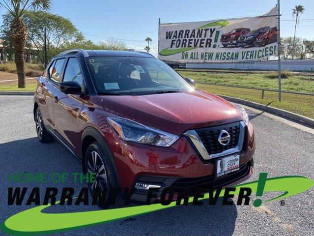 2020 Nissan Kicks SR SR FWD Regular Unleaded I-4 1.6 L/98 [14]
