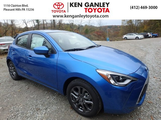 New 2020 Toyota Yaris Hatchback in Pleasant Hills, PA