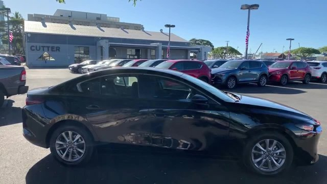 2020 Mazda Mazda3 Sedan SV