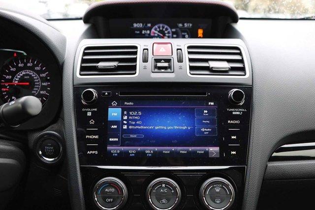 Used 2019 Subaru WRX Premium Manual