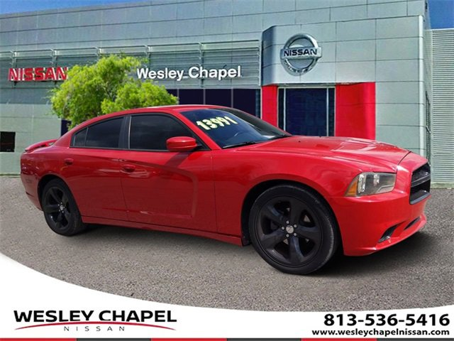 Used 2013 Dodge Charger in Wesley Chapel, FL