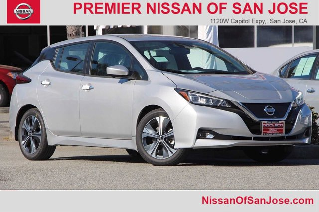 New 2020 Nissan LEAF in San Jose, CA
