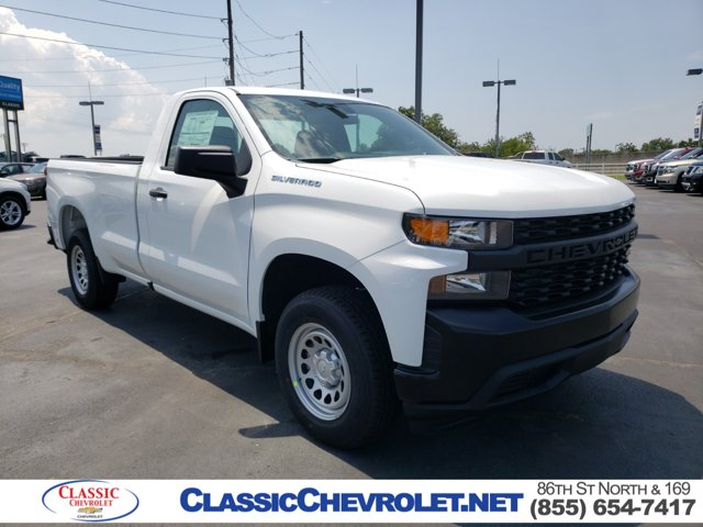New 2019 Chevrolet Silverado 1500 in Owasso, OK