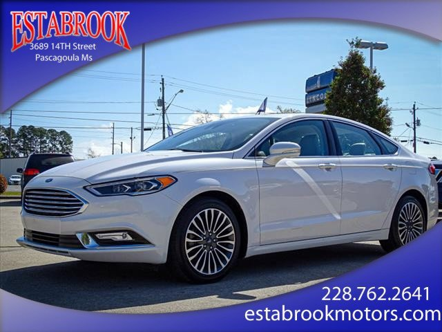 Used 2017 Ford Fusion in Pascagoula, MS