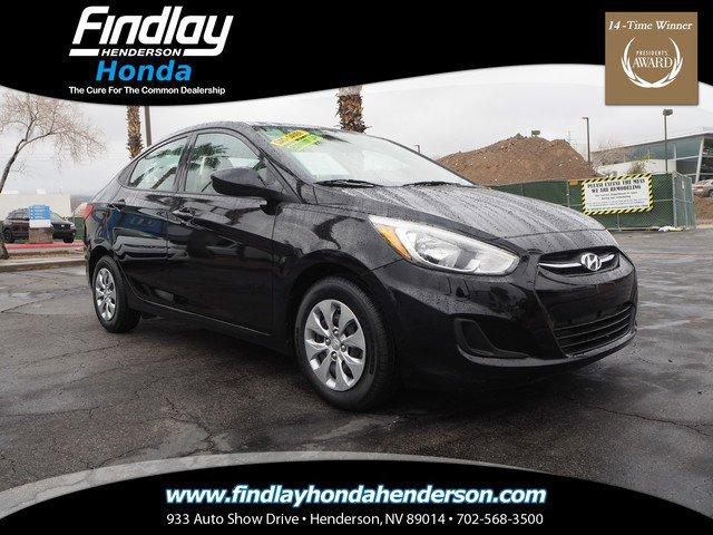 Used 2017 Hyundai Accent in Las Vegas, NV