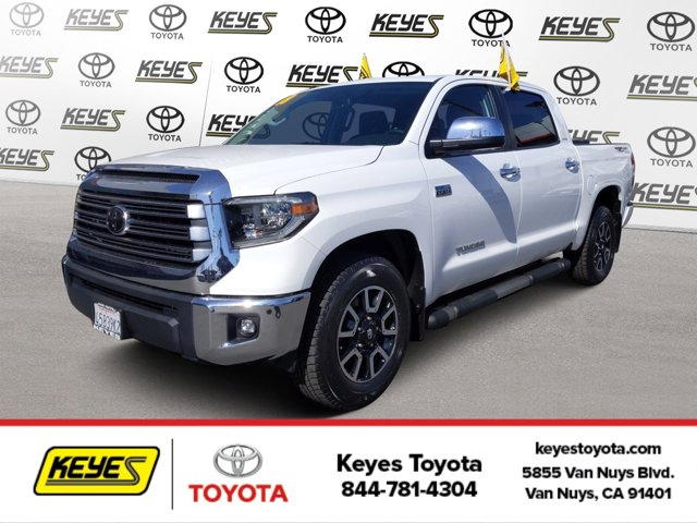 Used 2018 Toyota Tundra in Van Nuys, CA