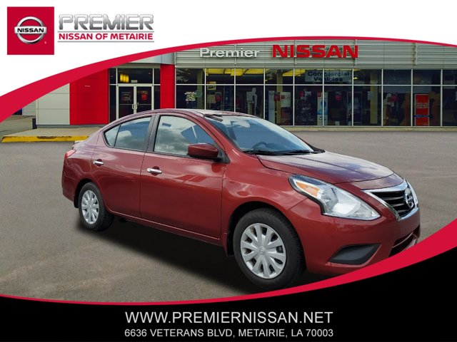 Used 2018 Nissan Versa in Metairie, LA
